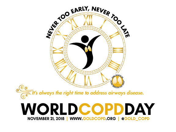 world copd day global initiative for chronic obstructive lung