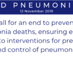 world pneumonia day 2019 call to action